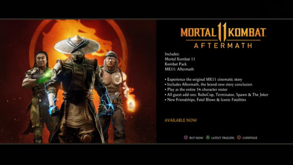 Mortal Kombat X Update 1 15 June 30 Mkxl Update 1 15 Released